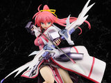 Magical Girl Lyrical Nanoha - 1/7 Signum PVC Figure