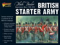 Napoleonic Wars: British Starter Army (Waterloo)