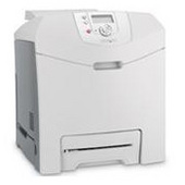 Lexmark C532n A4 Colour Laser Network Printer