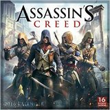 Assassin's Creed 2016 Wall Calendar by Ubisoft Entertainment
