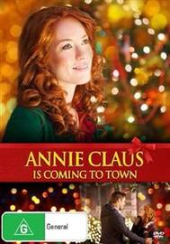 Annie Clause Is Coming To Town on DVD image