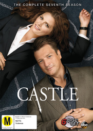Castle - Season 7 DVD