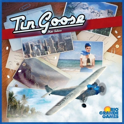 Tin Goose - Board Game image