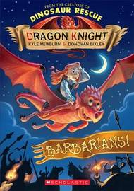 Barbarians! by Kyle Mewburn