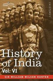 History of India, in Nine Volumes by William Wilson Hunter image