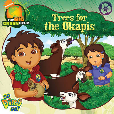 Trees for the Okapis by Jorge Aguirre image
