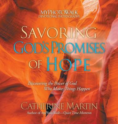 Savoring God's Promises of Hope by Catherine Martin image