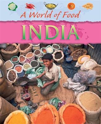 Journey Through: India by Anita Ganeri image