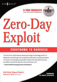 Zero-Day Exploit: by Rob Shein image