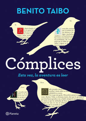 Camplices by Benito Taibo