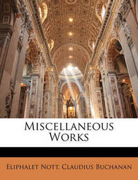 Miscellaneous Works by Claudius Buchanan