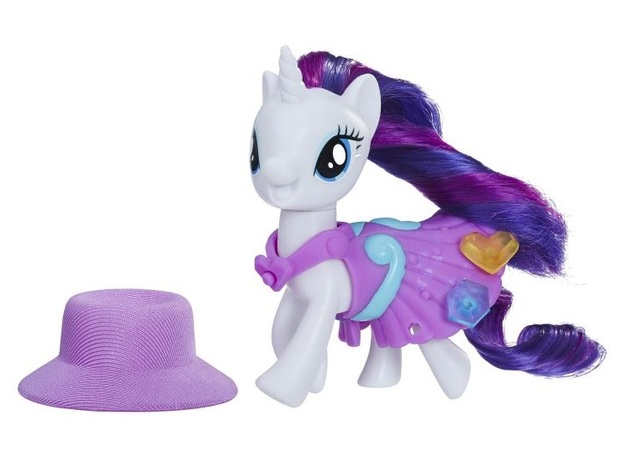 My Little Pony: Show & Tell Pony - Rarity