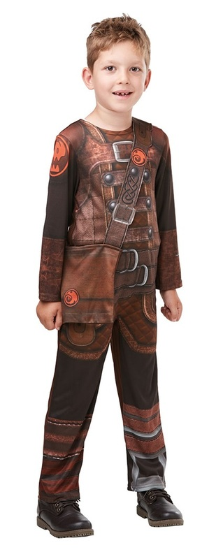 How to Train Your Dragon 3: Hiccup (Classic) - Children's Costume (Medium)