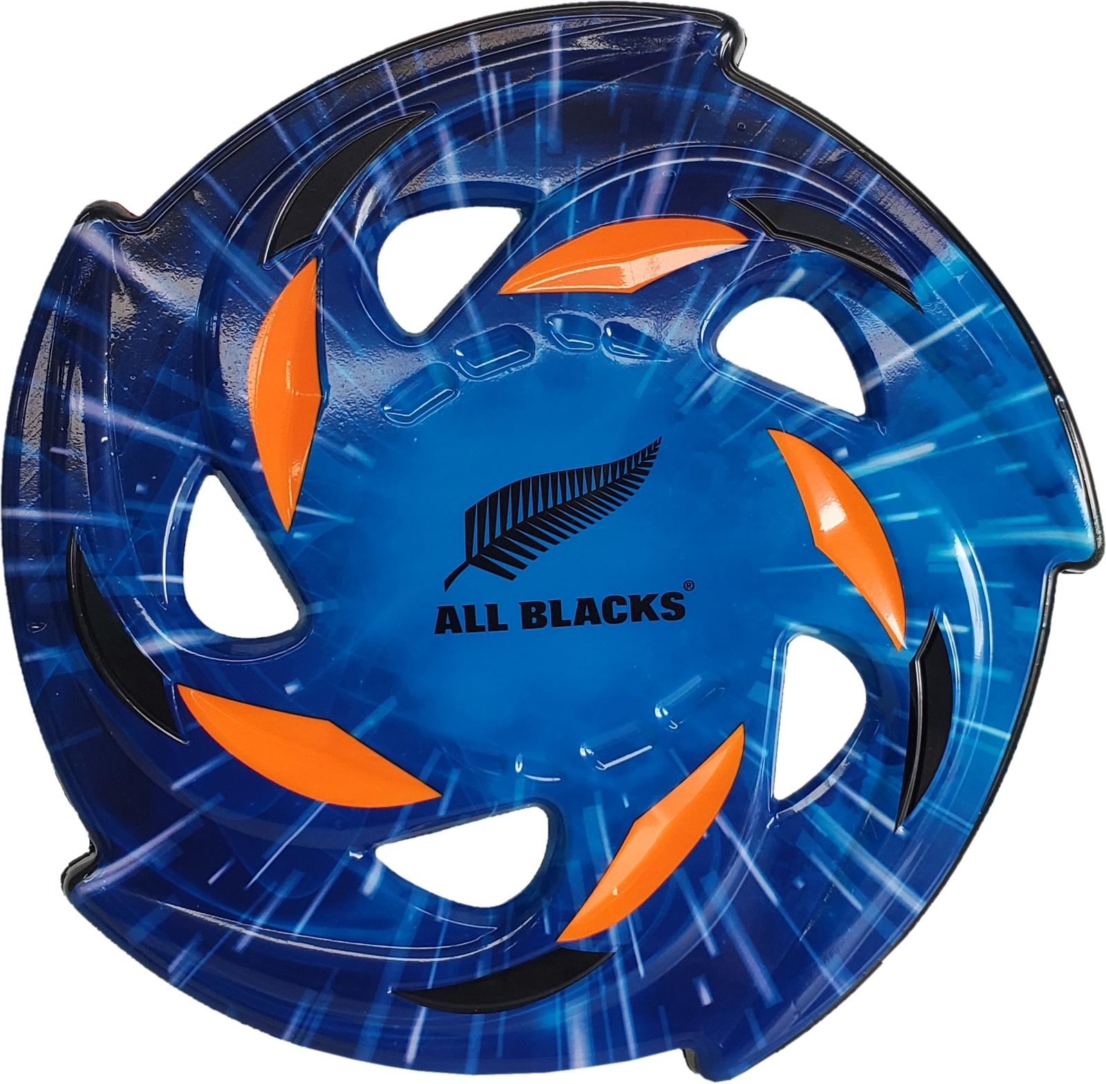 All Blacks: Flying Disc - Blue image