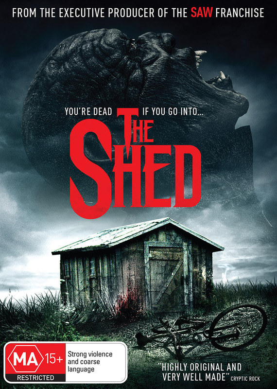 The Shed on DVD