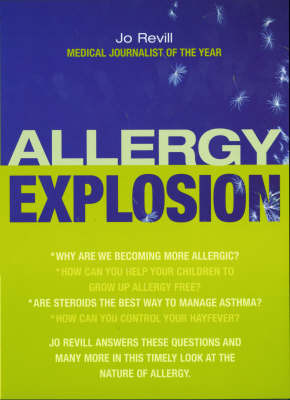 Allergy Explosion by Jo Revill image