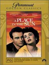 A Place In The Sun (Golden Classics) on DVD