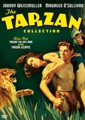 Tarzan Collection, The (1934 - 1942) (5 Movies) on DVD