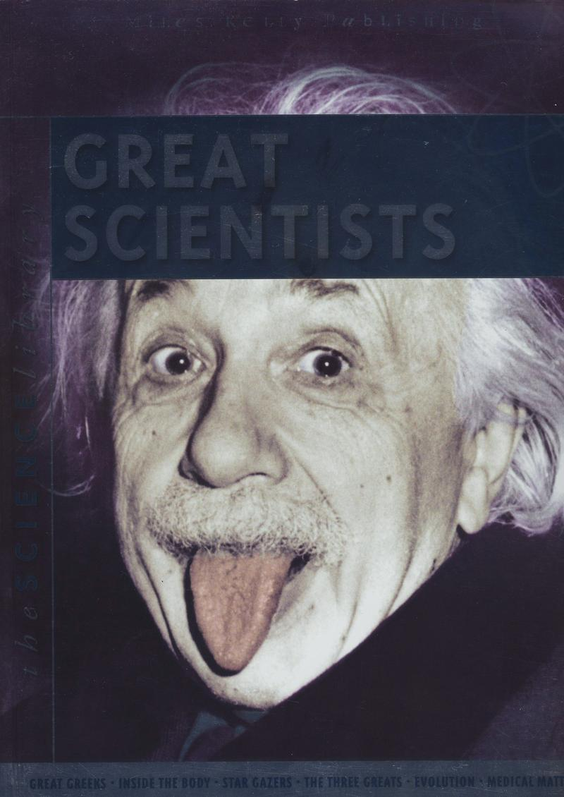 Great Scientists by John Farndon image