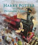 Harry Potter and the Philosopher's Stone: Illustrated Edition by J.K. Rowling