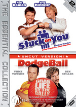 Stuck On You / DodgeBall - The Essential Collection (2 Disc Set) on DVD