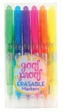 International Arrivals: Goof Proof Erasable Markers - Set of 6