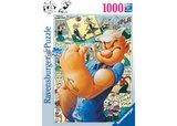 Ravenburger - Popeye Puzzle (1000pc)