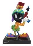 """Romero Britto - 6"""" Marvin The Martian Figure"""