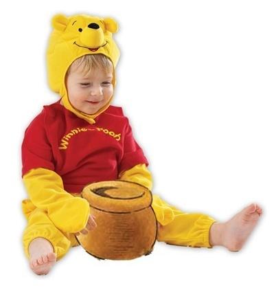 1086fb0d91c7 Disney  Winnie the Pooh Costume - (Size 18-36m)