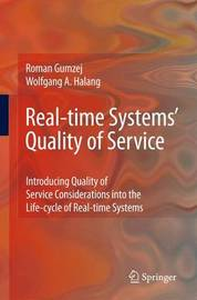Real-time Systems' Quality of Service by Roman Gumzej