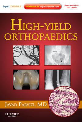 High Yield Orthopaedics by Javad Parvizi image