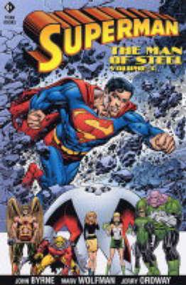Superman: v. 3 by John Byrne image