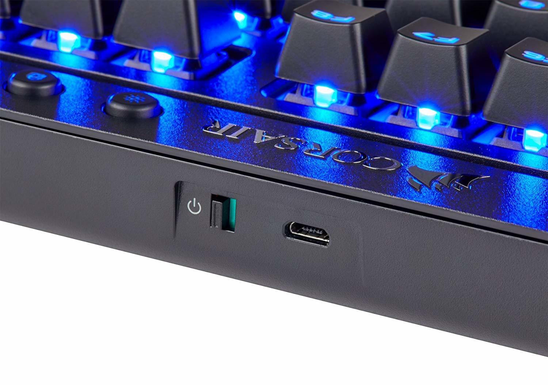 Corsair K63 Wireless Mechanical Gaming Keyboard (Cherry MX Red)