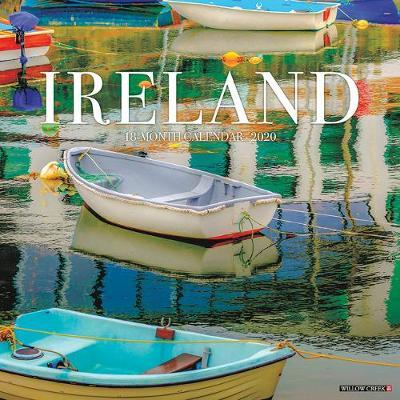 Ireland 2020 Wall Calendar by Willow Creek Press