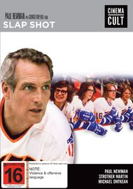 Slap Shot on DVD image