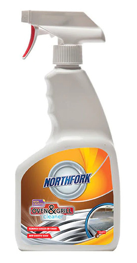 Northfork Oven & Grill Cleaner 750ml