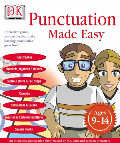 Punctuation Made Easy for PC Games image