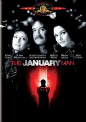 The January Man on DVD