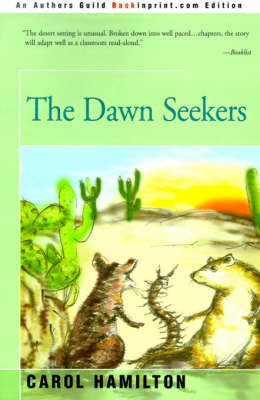The Dawn Seekers by Carol Hamilton image