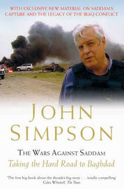 The Wars Against Saddam by John Simpson image