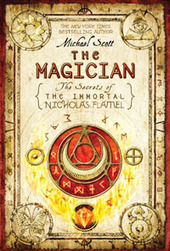 The Magician - trade p/b (Nicholas Flamel #2) by Michael Scott
