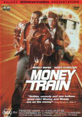 Money Train on DVD