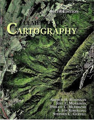 Elements of Cartography 6E by Arthur H. Robinson image