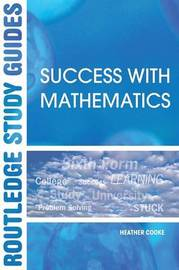 Success with Mathematics by Heather Cooke image