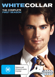 White Collar - The Complete First Season on DVD