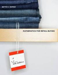 Mathematics for Retail Buying by Bette K. Tepper image
