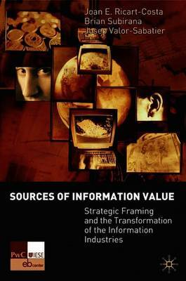 Sources of Information Value by Brian Subirana