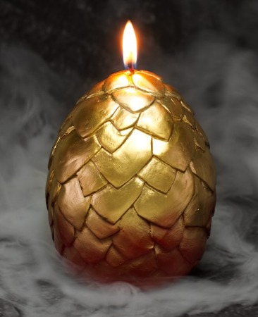 Hatching Dragon Candle image