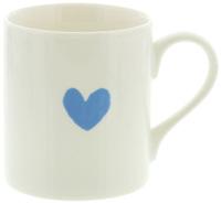 McLaggan Smith Mug (Mini Blue Heart)