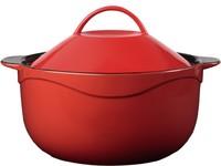 Casa Domani Pyrosafe Casserole 3.5L Gift Boxed Red